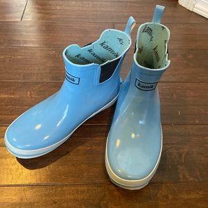 Kamik short rain boots